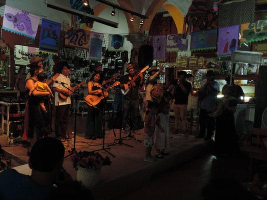 Casa de las artes de Oaxaca.