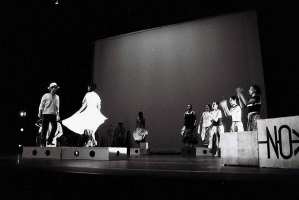 Ballet Contemporáneo de la Ciudad de Oaxaca. Mx.