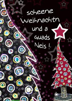 10 scheene Weihnachten, Baum