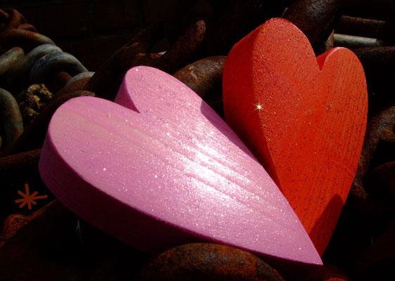 7 zwei Herzen