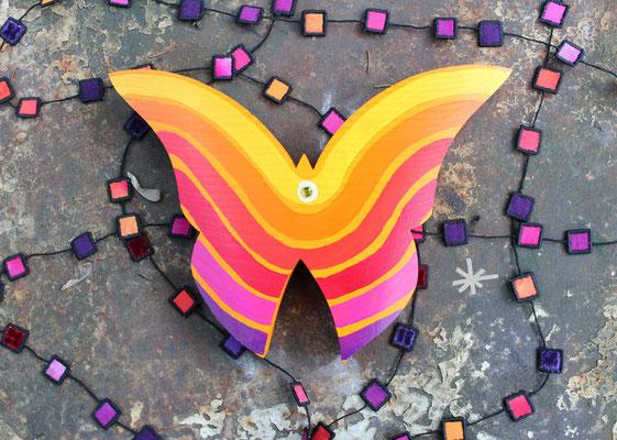 17 Schmetterling