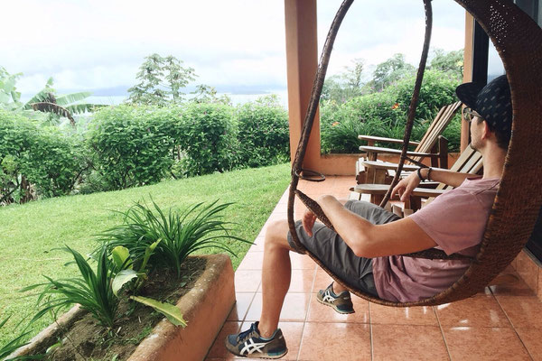 Nepenthe B&B, Arenal National Park - How To Plan The Perfect Road Trip In Costa Rica With Your Parents  © Nussbaumer Photography @Mafambani @nussbaumerphoto