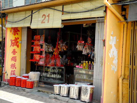 China town in Malacca, Malaysia - Best 9 Things To Do In Malacca, Malaysia © Melanie Klien @mafambani