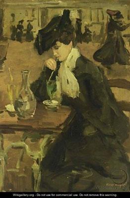 Moulin de la Galette Paris (1904) - Isaac Lazarus Israels