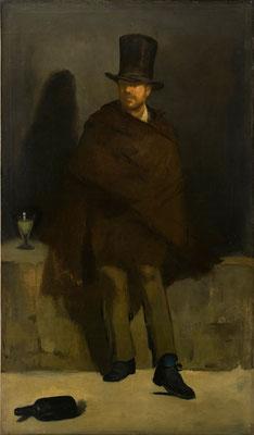 The Absinthe Drinker (1859) - Edouard Manet