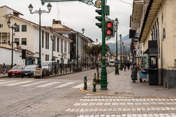 12. Nov.   Cusco: Avenida del Sol