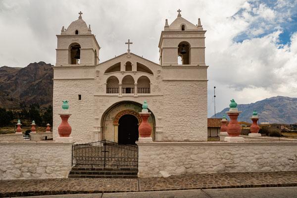 10. Nov.   Maca: Iglesia Sta. Ana