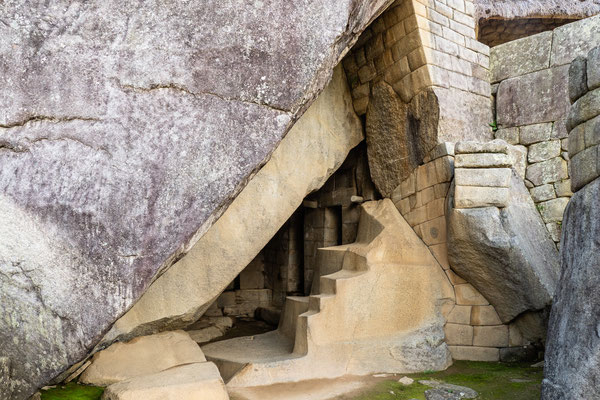 14. Nov.   Machu Picchu: Königsgräber