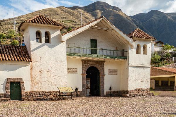 11. Nov.   Capilla Virgen Purificada de Canincunca