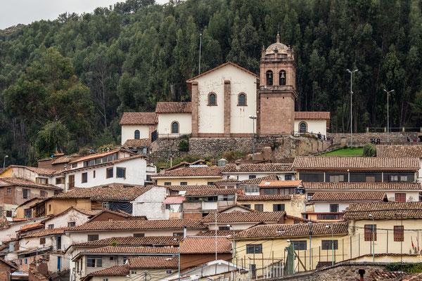 San Cristobal, Cusco, Nov. 2019