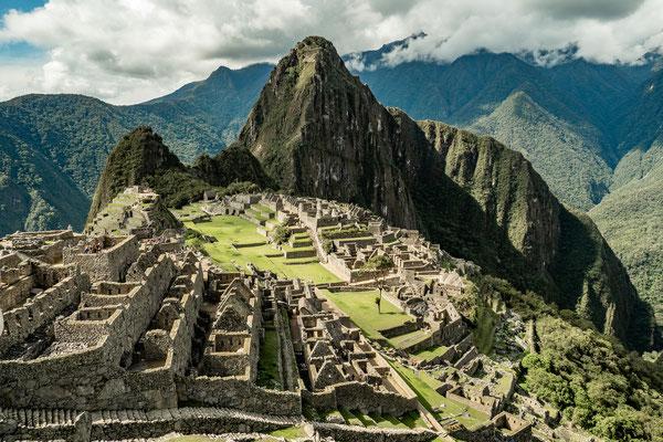 14. Nov.  Machu Picchu