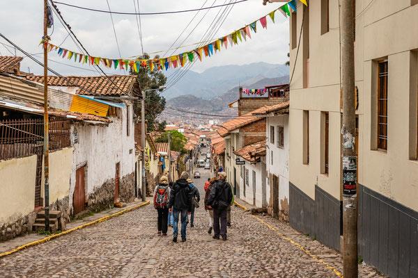 Pumacurco, Cusco, Nov. 2019