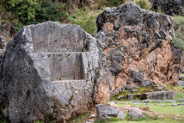 Inkathron, Sascayhuaman, Nov. 2019