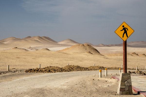 4. Nov.   Paracas-Halbinsel: Mirador Yumaque