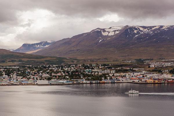 Akureyri, Island, Sep. 2013