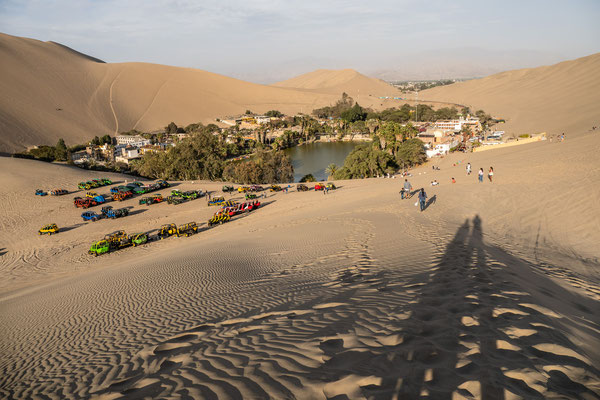 5. Nov.   Huacachina
