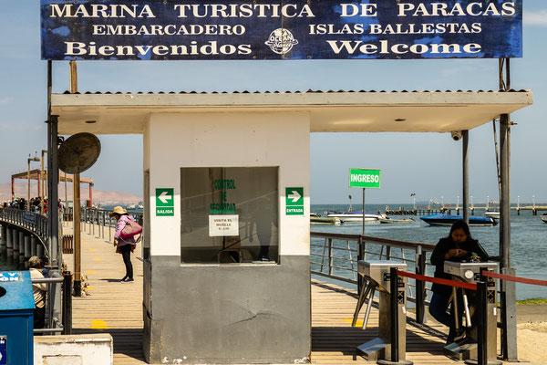 5. Nov.   Paracas