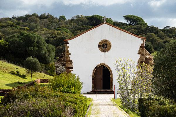 Nossa Senhora de Guadalupe (Vila do Bispo), Algarve, März 2018