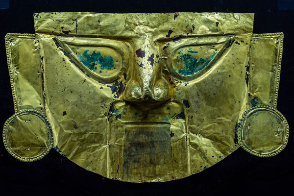3. Nov.   Goldmuseum Lima: Sican-Kultur