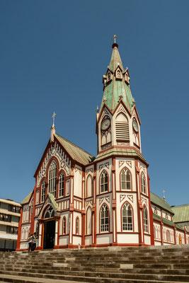 19. Nov.   Arica: Iglesia San Marcos