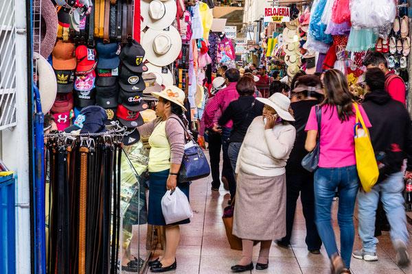 Mercado San Camilo, Arequipa, Nov. 2019