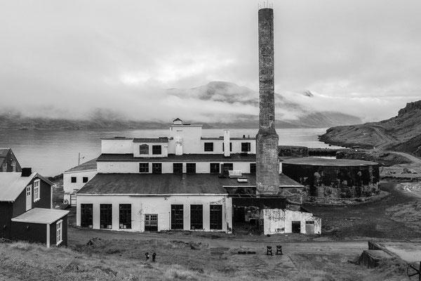 Djúpavík, Westfjorde, Island, Sep. 2013