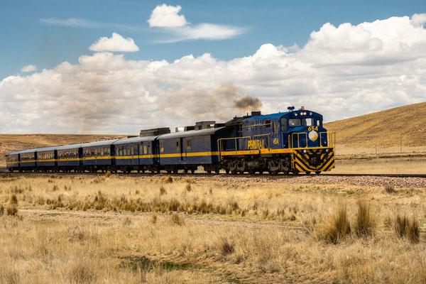 Peru Rail, Nov. 2019