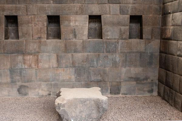 12. Nov.   Cusco: Qoricancha