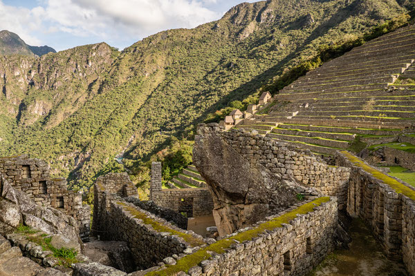 Kondortempel, Machu Picchu, Nov. 2019