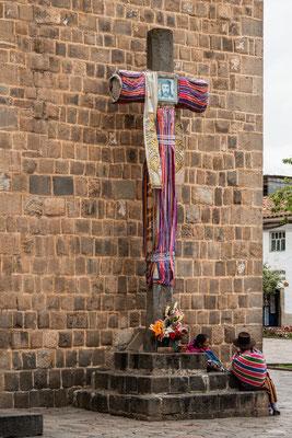 Iglesia de San Blas, Cusco, Nov. 2019