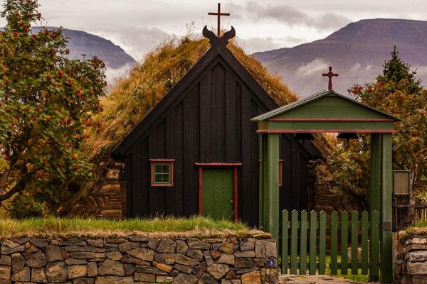 Víðimýrarkirkja, Island, Sep. 2011