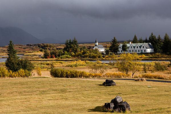 Þingvellir, Island, Sep. 2011