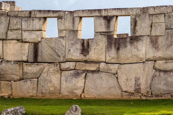 Templo de las tres ventanas, Machu Picchu, Nov. 2019