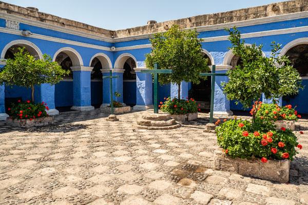 8. Nov.   Arequipa: Kloster Santa Catalina