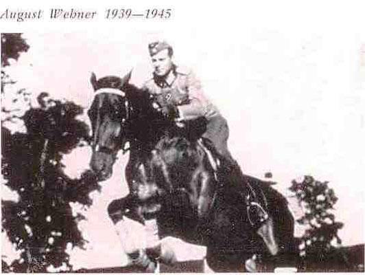 Augutst Webner 1939-1945