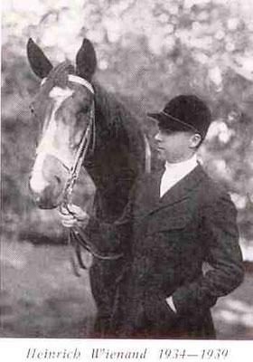Heinrich Wienand 1934-1939 - Präsident FRFC