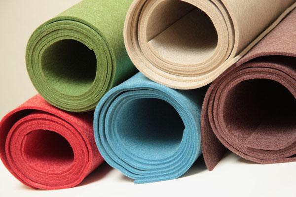 Bestellbar in grün, sand, rot, blau, braun und anthrazit