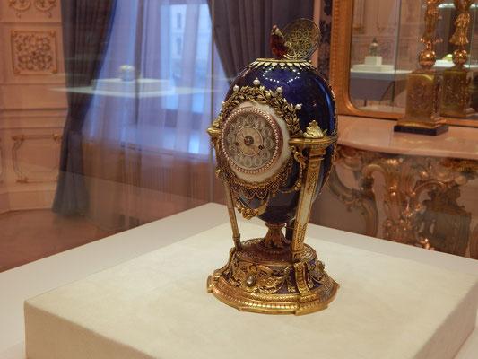 Uhr- Faberge