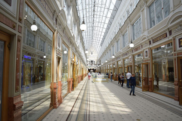Passage in Sankt Petersburg