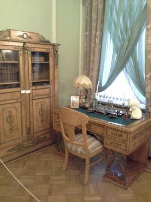Einrichtung Jussupow Palast bei einer Stadtführung in Sankt Petersburg.