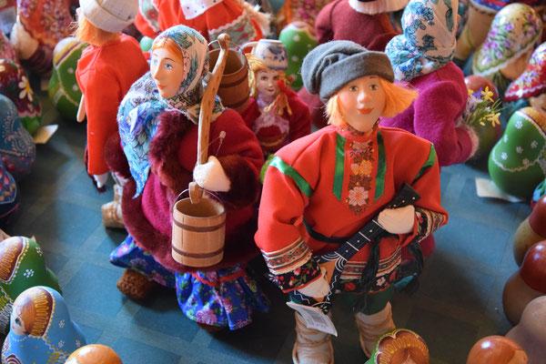 Puppen Souvenirs