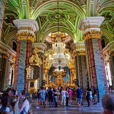 Innenbereich der Kathedrale