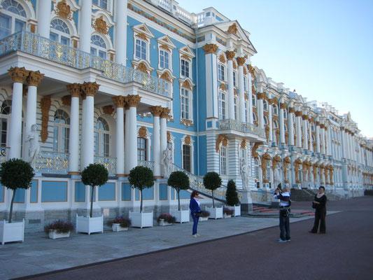 Puschkin Palast - Zarskoje Selo