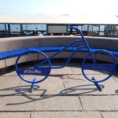 Kunst - das Fahrrad