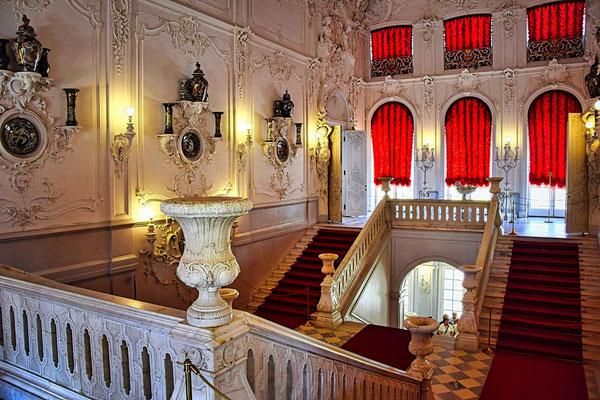 Treppenhaus Katharinenpalast