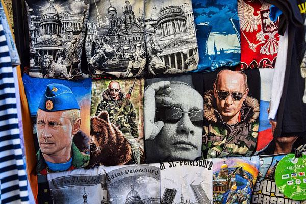 Shirts aus Sankt Petersburg