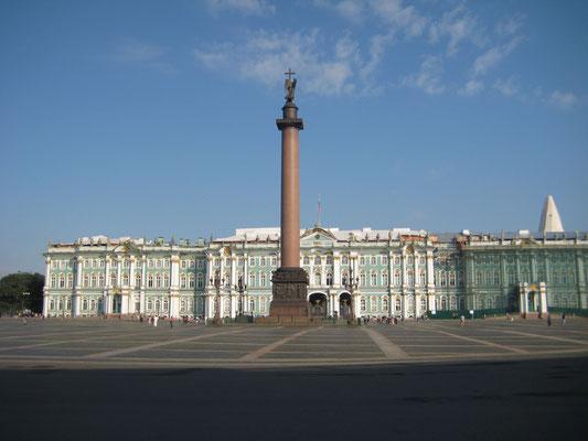 Siegessäule auf dem Palastplatz
