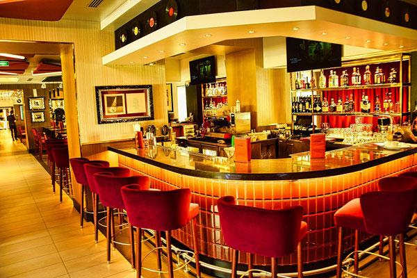 Bar vom Cafe