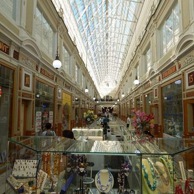Passage in St. Petersburg