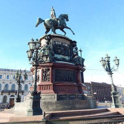 Denkmal Nikolai l.